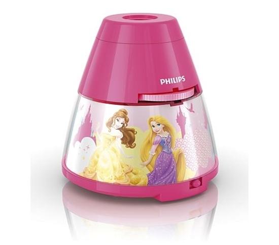 Philips Disney princess projector en nachtlamp afbeelding