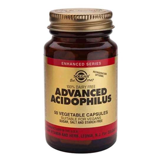 Solgar Vitamins Advanced Acidophilus afbeelding