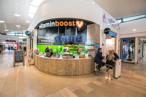 Vitaminboost Amstelveen