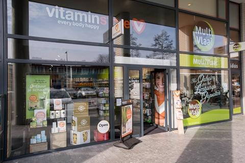 Vitaminstore Amsterdam Gelderlandplein