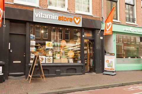 Vitaminstore Amsterdam Kinkerstraat
