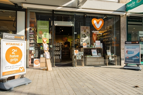 Vitaminstore Rotterdam Karel Doormanstraat