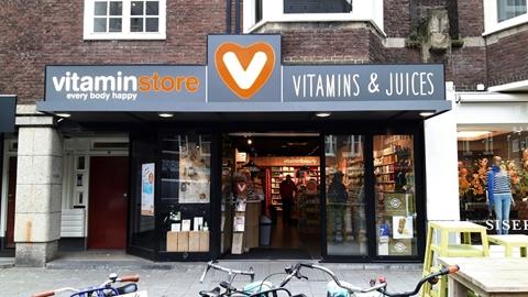Vitaminstore Amsterdam Beethovenstraat