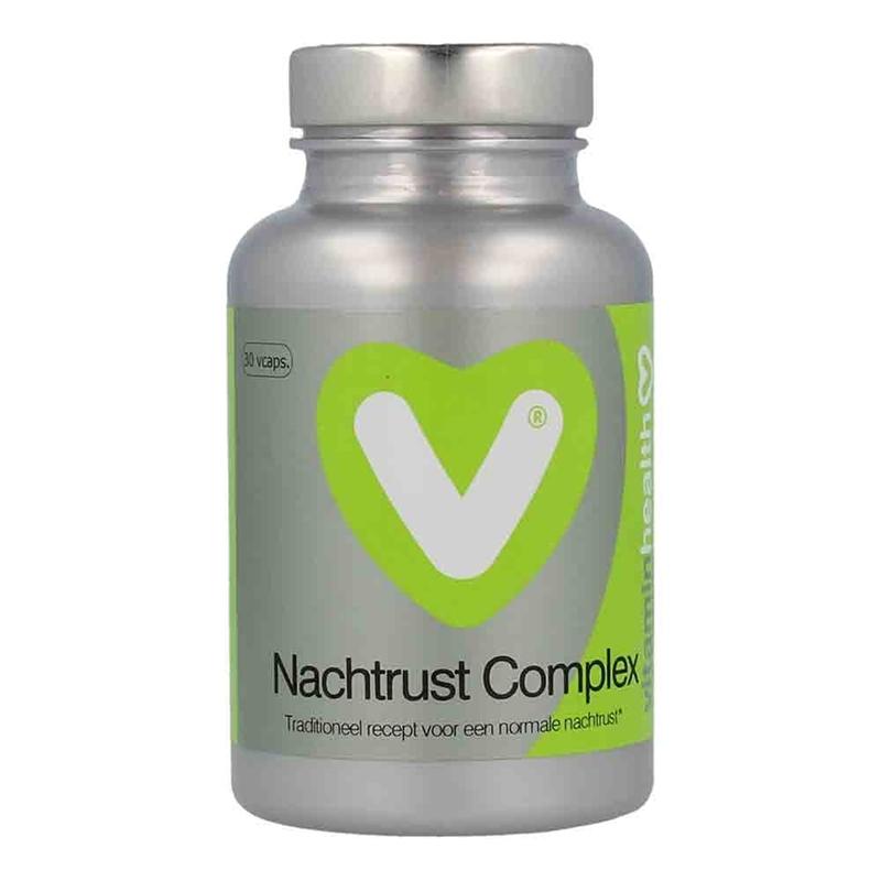 Vitaminhealth Nachtrust Complex met melatonine afbeelding