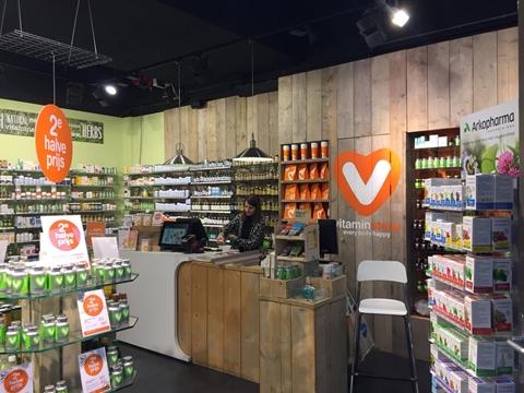 Vitaminstore Amsterdam Oostpoort