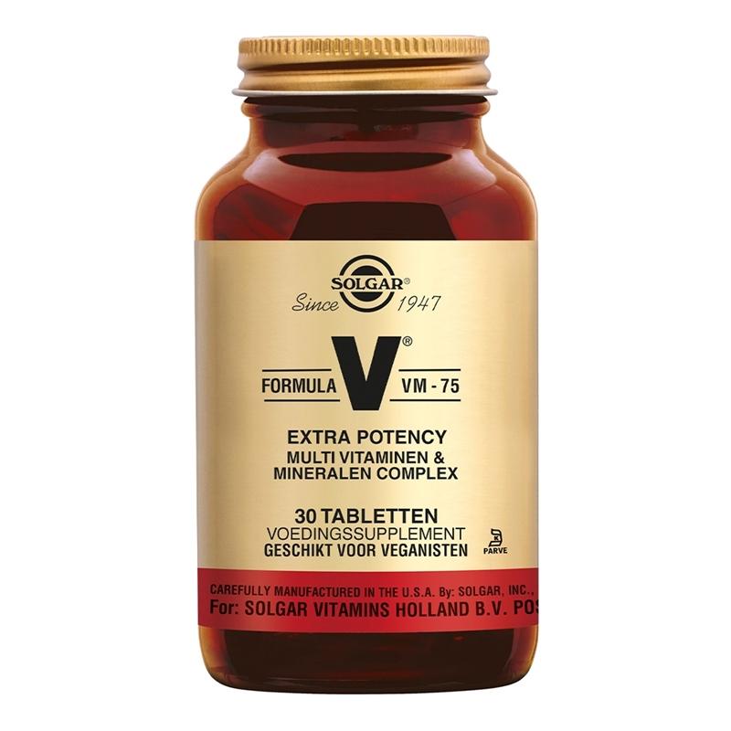 Solgar Vitamins Formula VM-75 afbeelding