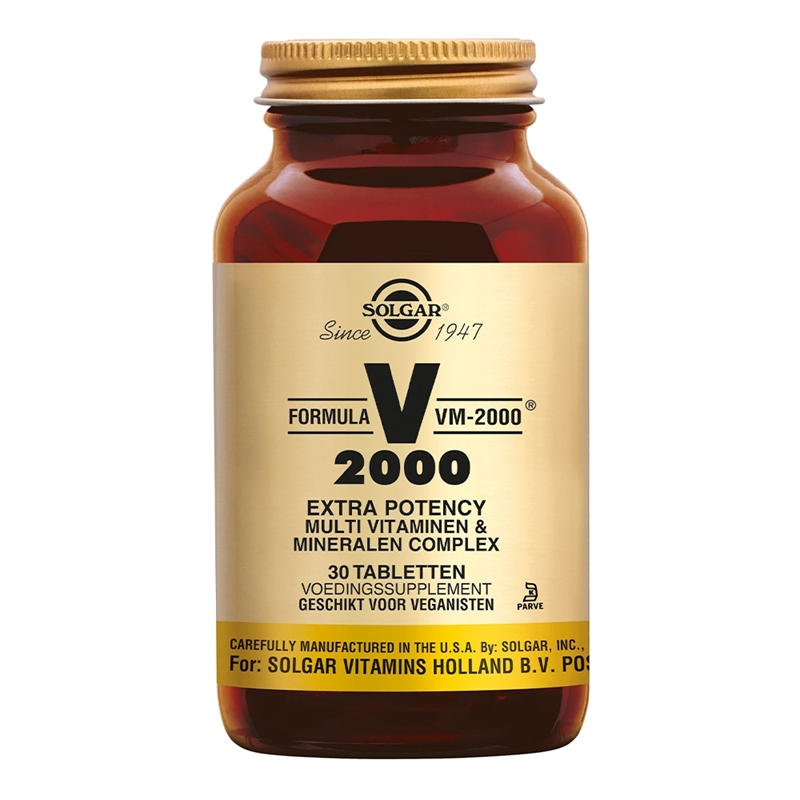 Solgar Vitamins Formula VM-2000 afbeelding