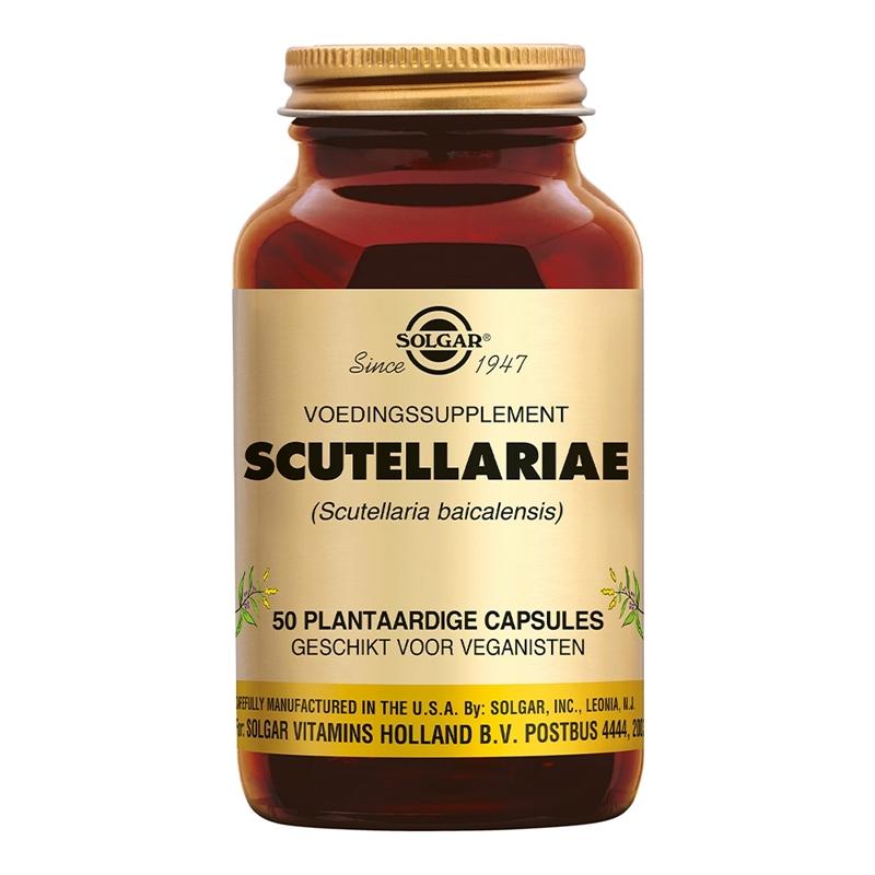 Solgar Vitamins Scutellariae afbeelding
