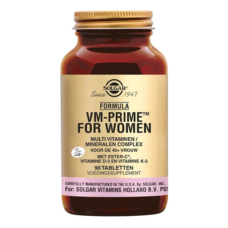 Solgar Vitamins VM-Prime For Women afbeelding