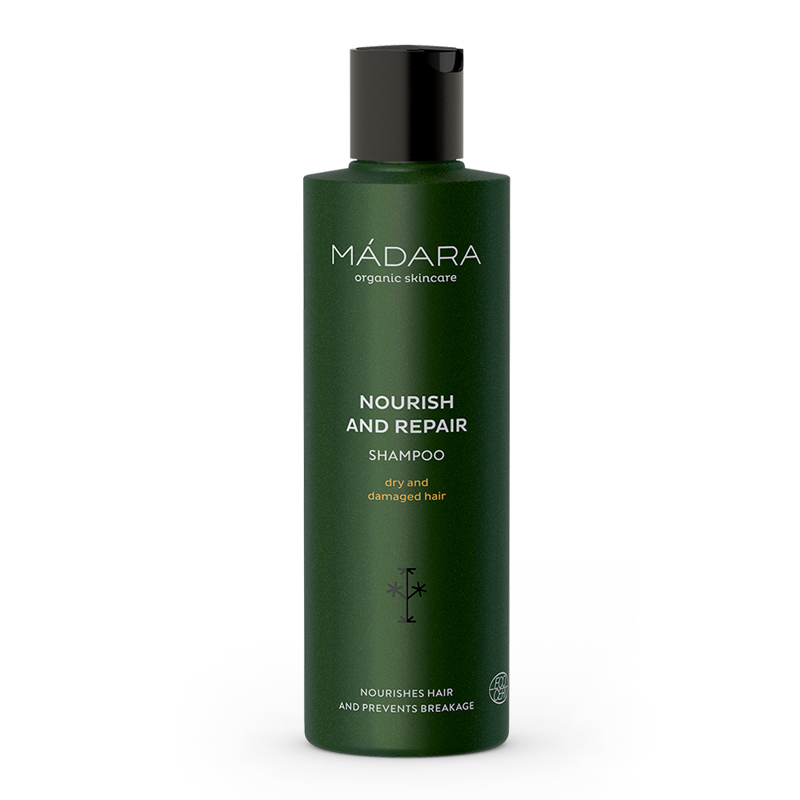 MADARA Nourish & Repair shampoo afbeelding