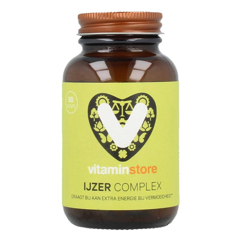 Vitaminstore IJzer Complex afbeelding