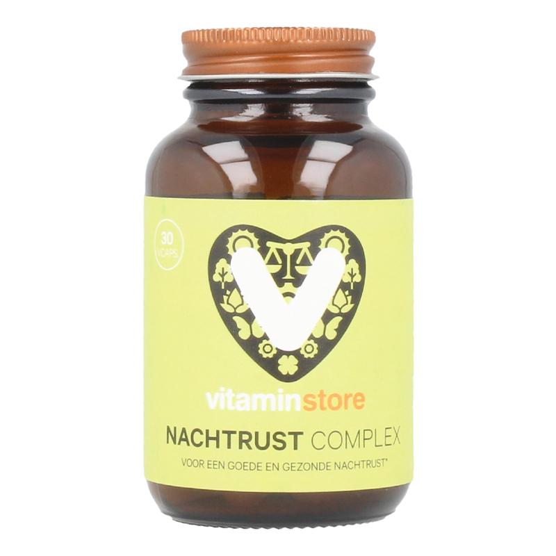 Vitaminstore Nachtrust Complex met melatonine afbeelding